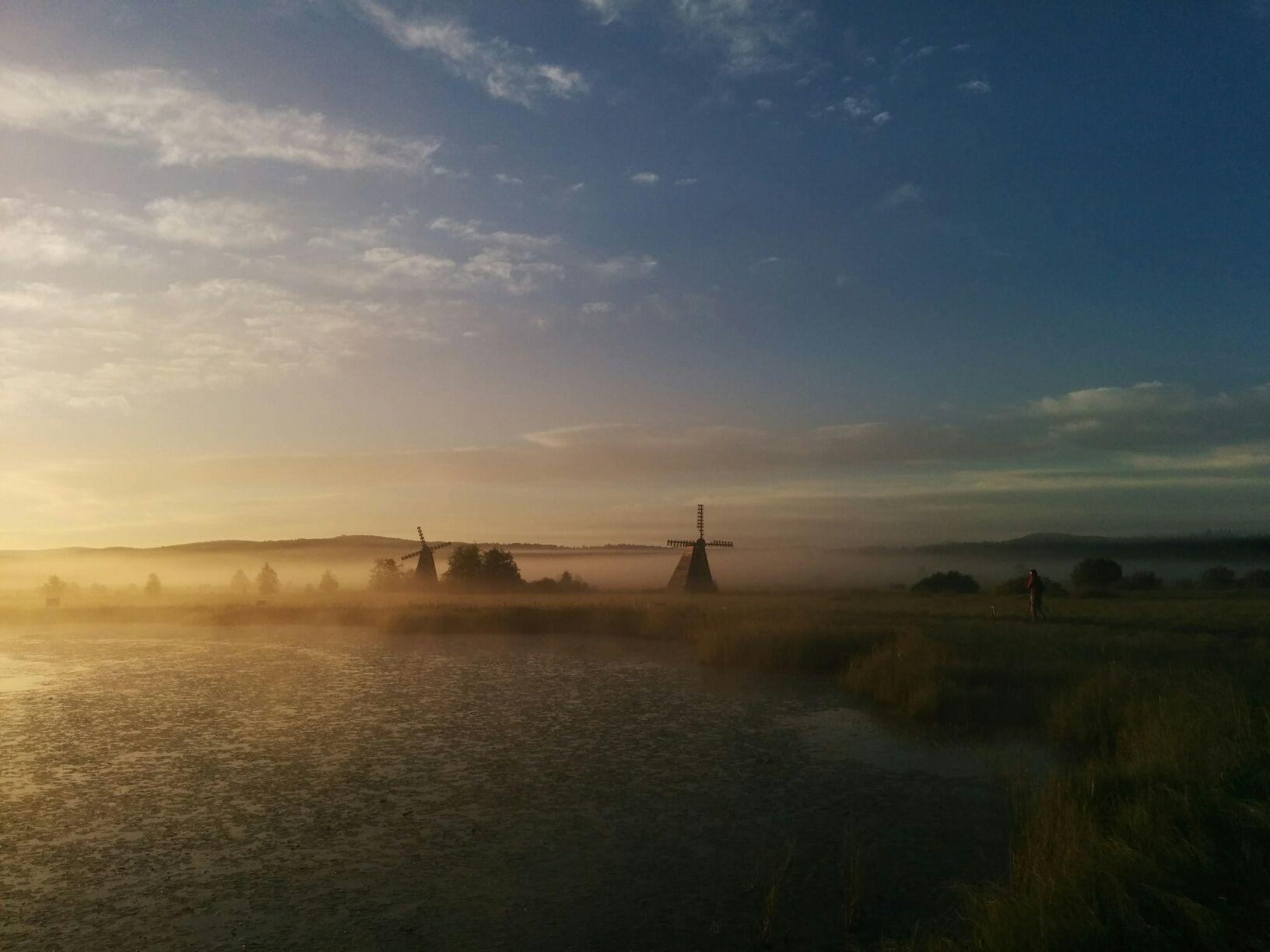 七星湖——塞罕坝——木兰围场风景名胜区