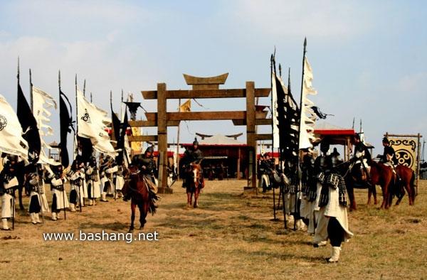 坝上草原历史文化