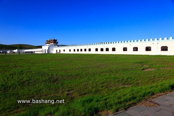 大汗行宫景区