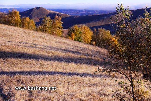 喇嘛山风景区-红山军马场,乌兰布统