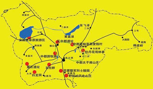 张北坝上草原简介
