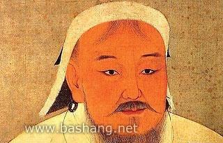 成吉思汗画像