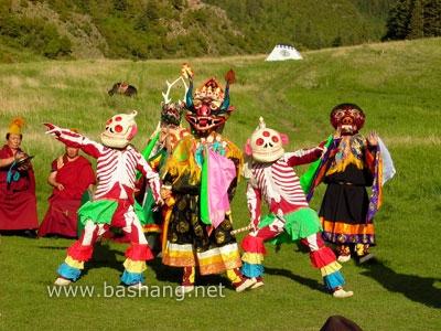 蒙古族宗教信仰