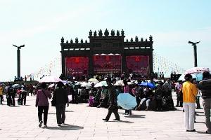 京北第一草原 大汗行宫