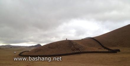 《狼图腾》木兰围场坝上红山军马场紧张拍摄