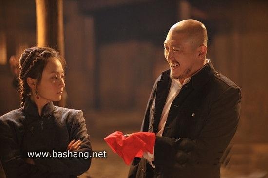 《光荣大地》在内蒙古坝上乌兰布统拍摄