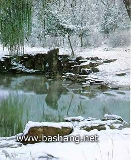 承德避暑山庄 热河泉