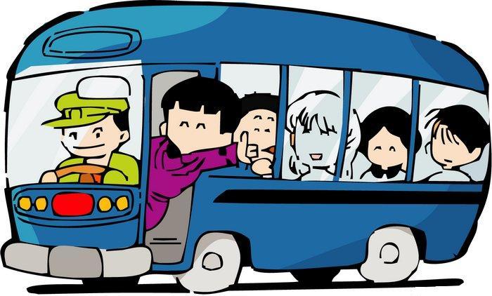乘公交长途客车到坝上旅游