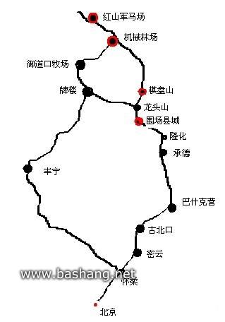 国庆寻秋 金色坝上摄影旅行全攻略
