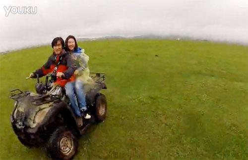 视频: 嘉陵600坝上沽源闪电湖