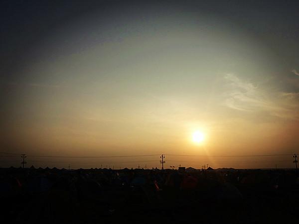 摇滚是一种态度——记2014年张北草原音乐节