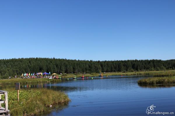 八月未央---游走坝上木兰围场