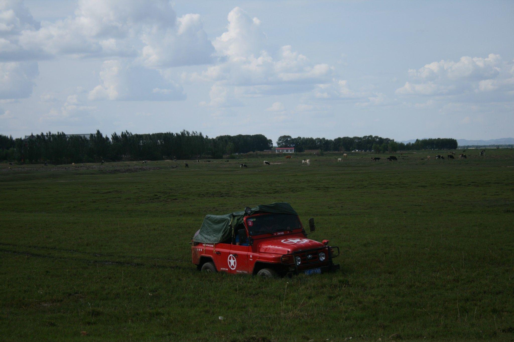 第一次奔放 草原天路 坝上 沽源 两日游