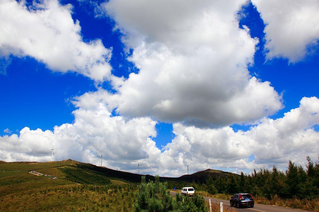 【草原天路沽源】——2014年8月(张家口沽源张北)