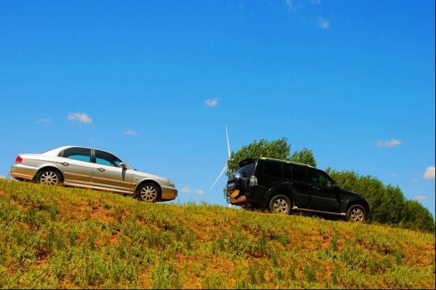 """最美的风景在路上——张北""""草原天路""""之旅"""