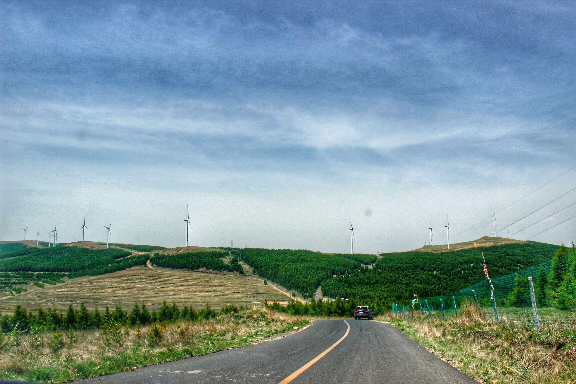 大风起兮云飞扬:端午张家口/草原天路自驾两日游