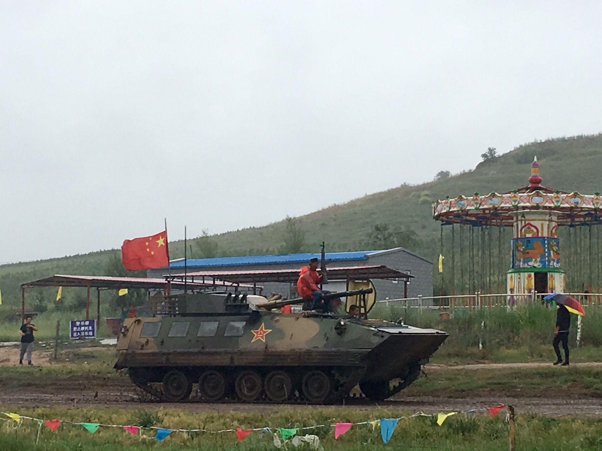 河北丰宁坝上草原