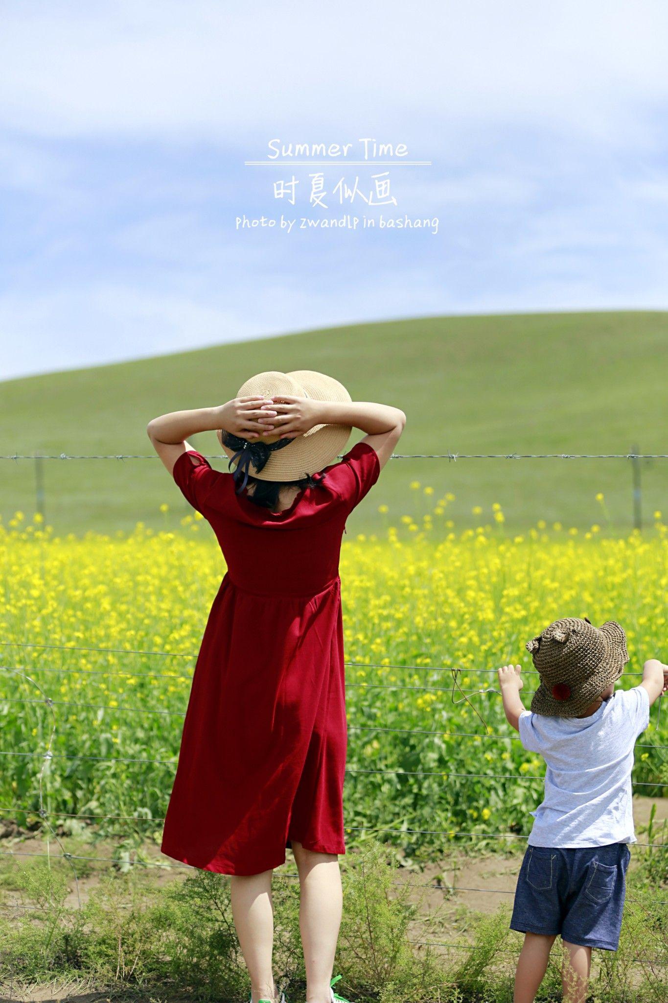 丰宁坝上,时夏似画,教你如何在农家院周边打发时间